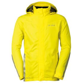 VAUDE Luminum - Chaqueta Hombre - amarillo